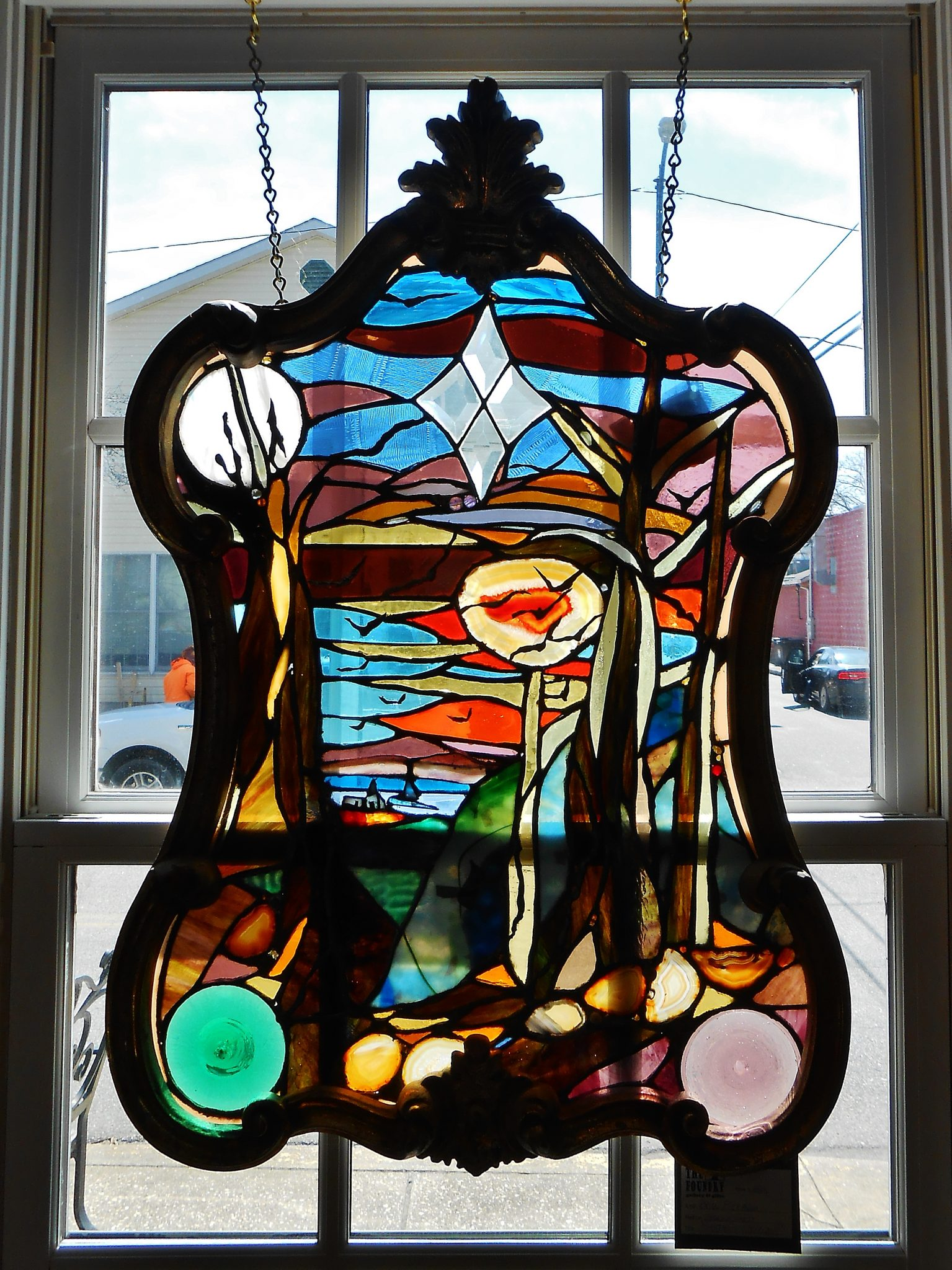 stained glass Denton Maryland gallery