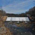 Lake Roland Dam Baltimore