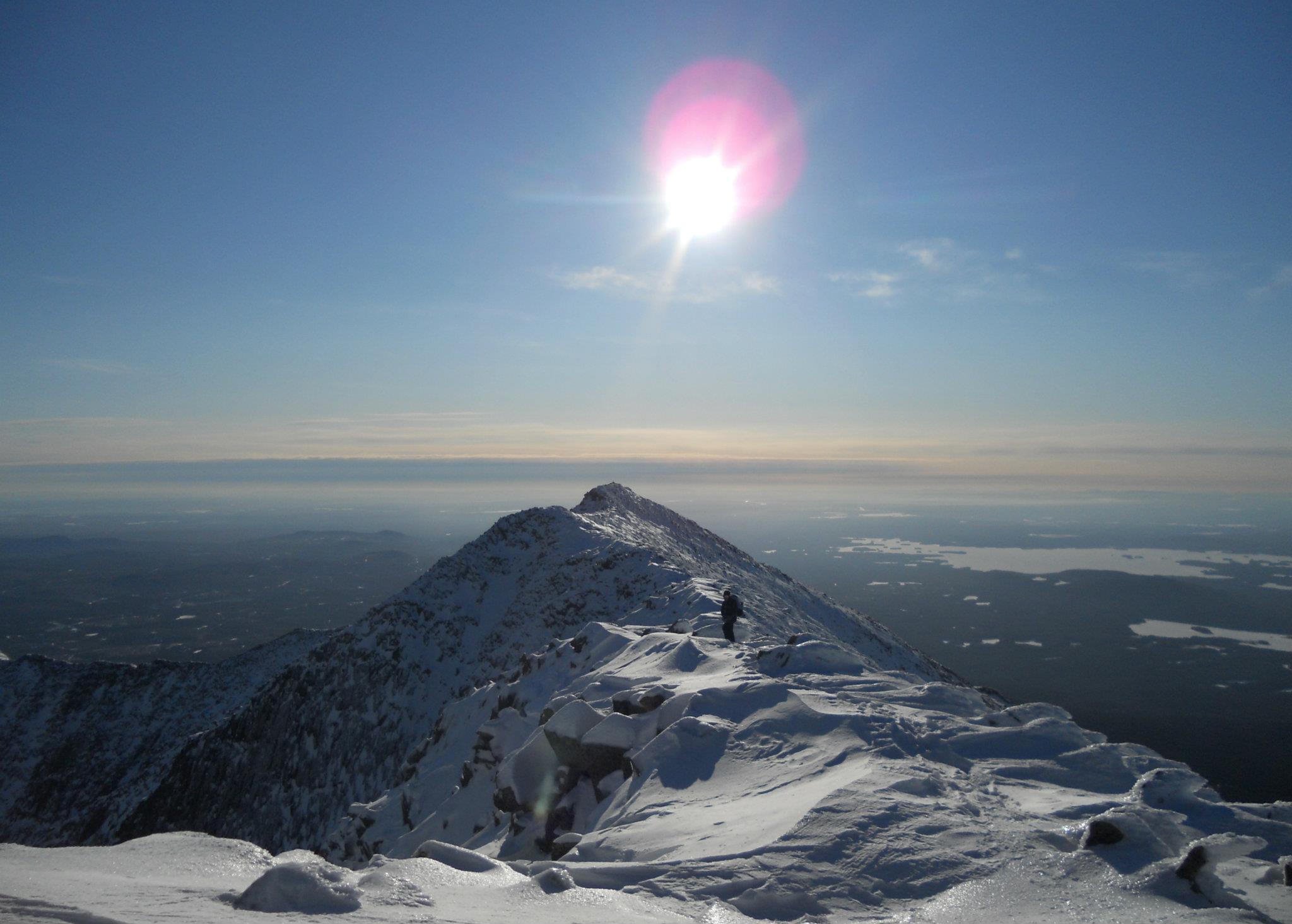 Mount Katahdin'